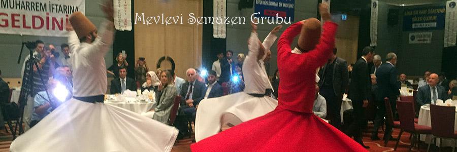 İzmir Semazen Ekibi Gösterileri