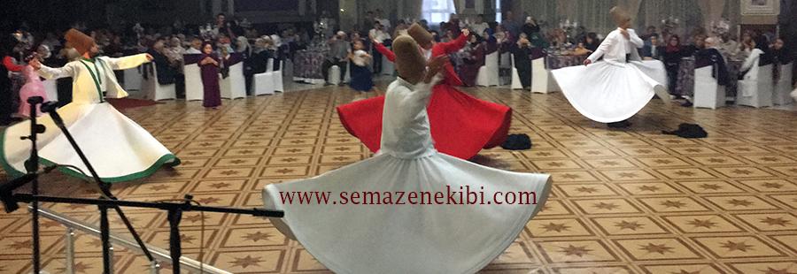 Bursa Semazen Ekibi Gösterisi