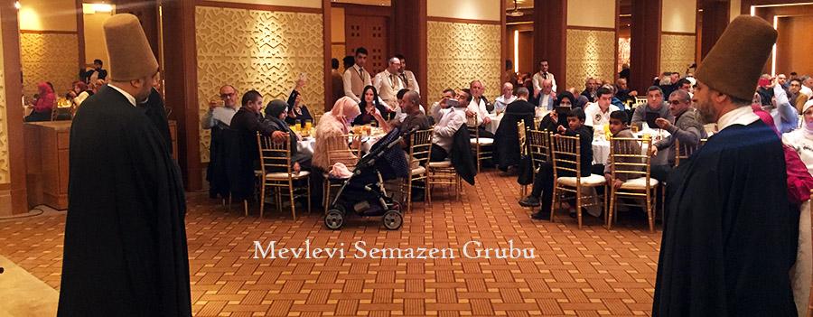 Trabzon Semazen Kiralama Fiyatları