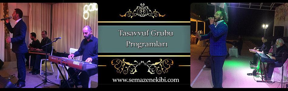 ilahi grubu organizasyonları